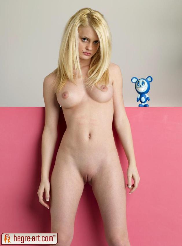 naked french teen